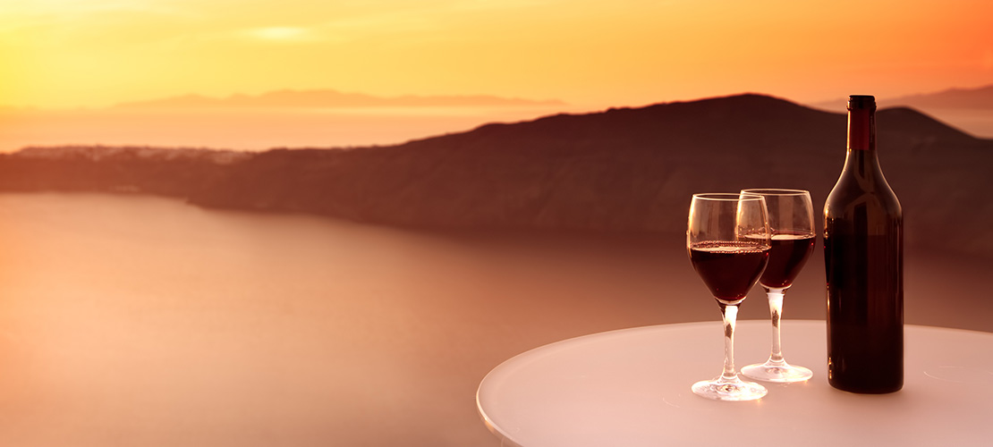 Santorini Half Day Wine Tour